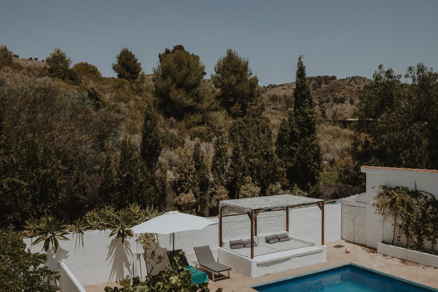 Sarah & Bill | Summer wedding at Cortijo Rosa Blanca | Marbella - Spain 3