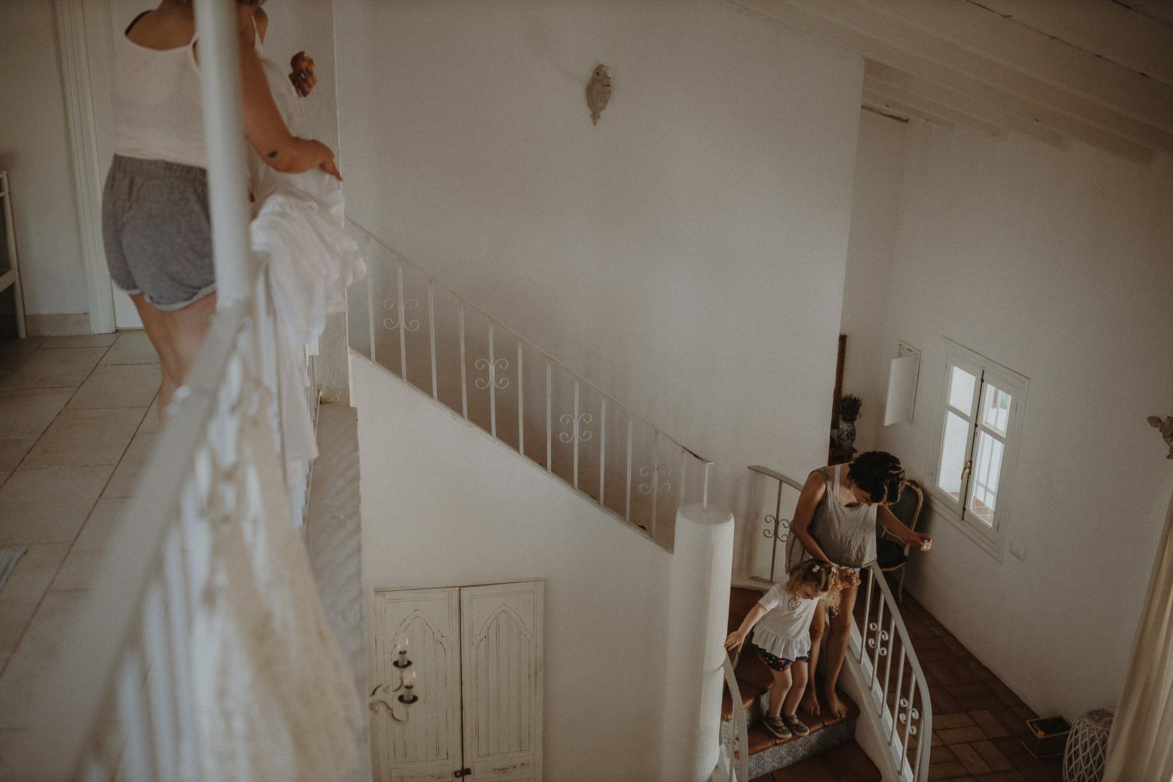Sarah & Bill | Summer wedding at Cortijo Rosa Blanca | Marbella - Spain 16