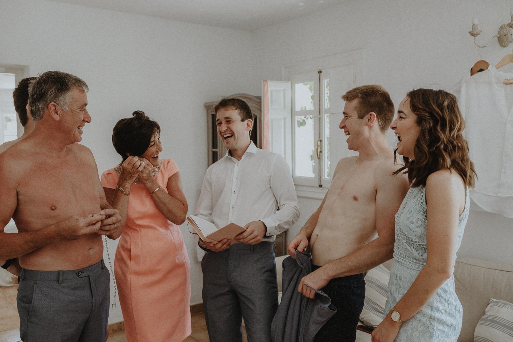 Sarah & Bill | Summer wedding at Cortijo Rosa Blanca | Marbella - Spain 32