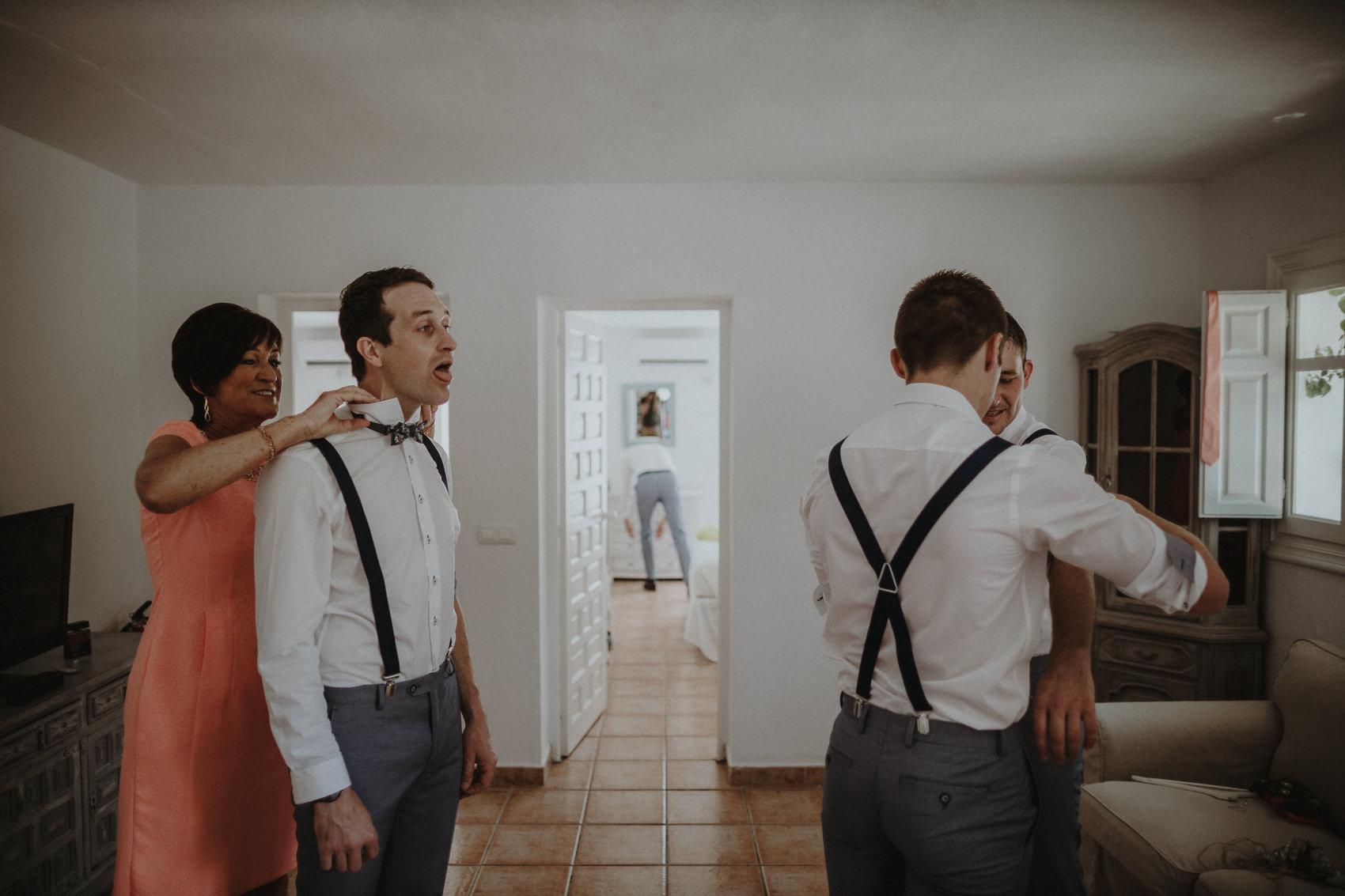 Sarah & Bill | Summer wedding at Cortijo Rosa Blanca | Marbella - Spain 34