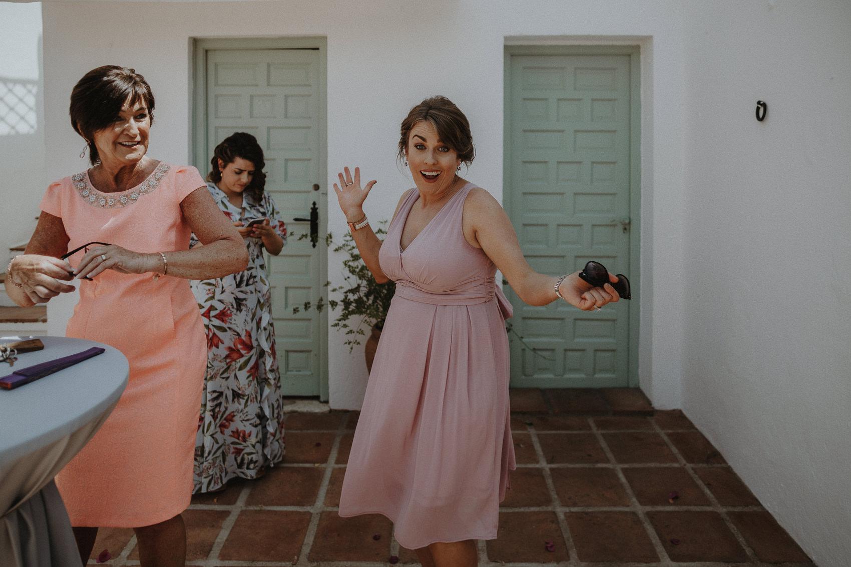 Sarah & Bill | Summer wedding at Cortijo Rosa Blanca | Marbella - Spain 35