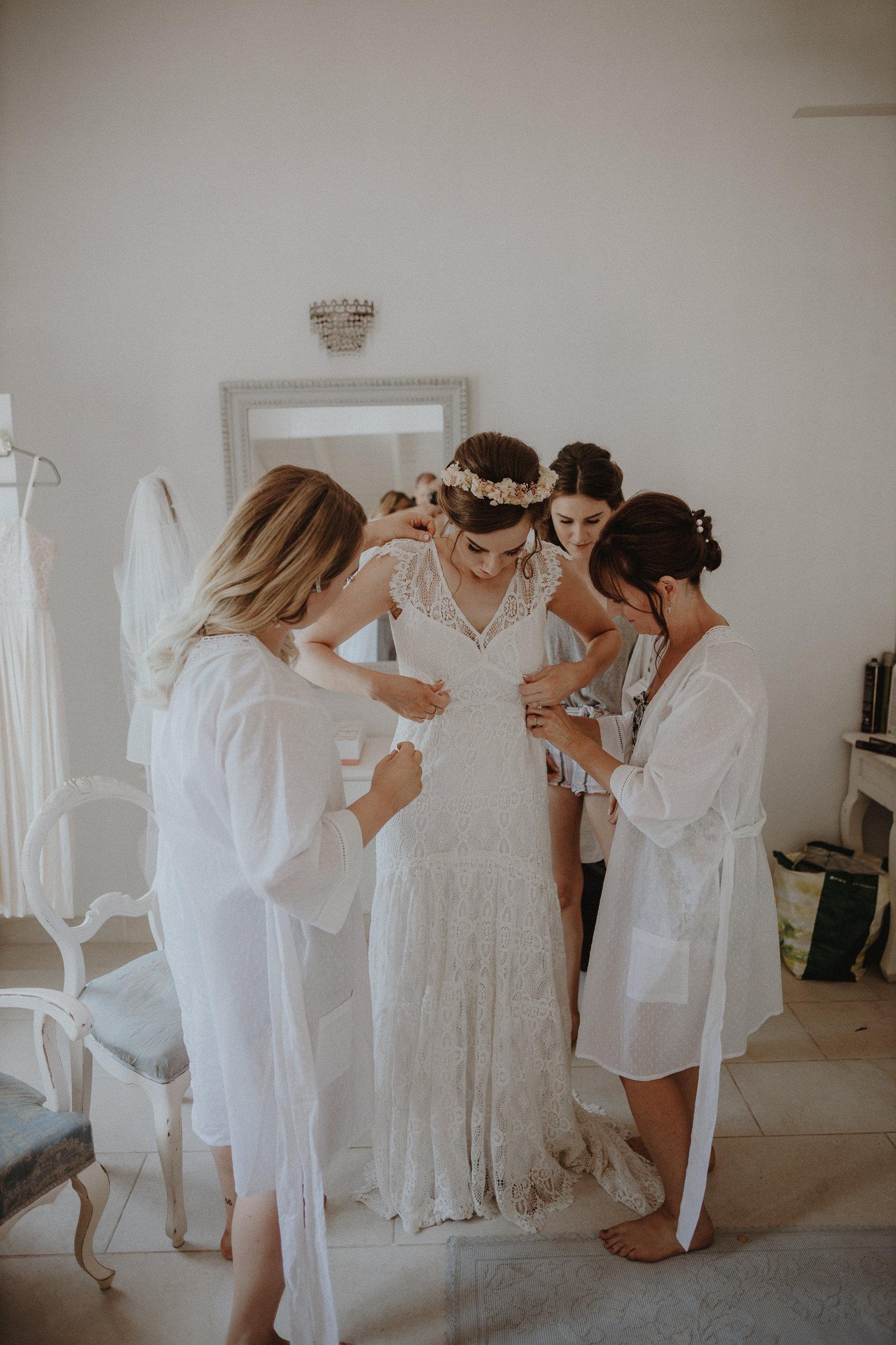 Sarah & Bill | Summer wedding at Cortijo Rosa Blanca | Marbella - Spain 45