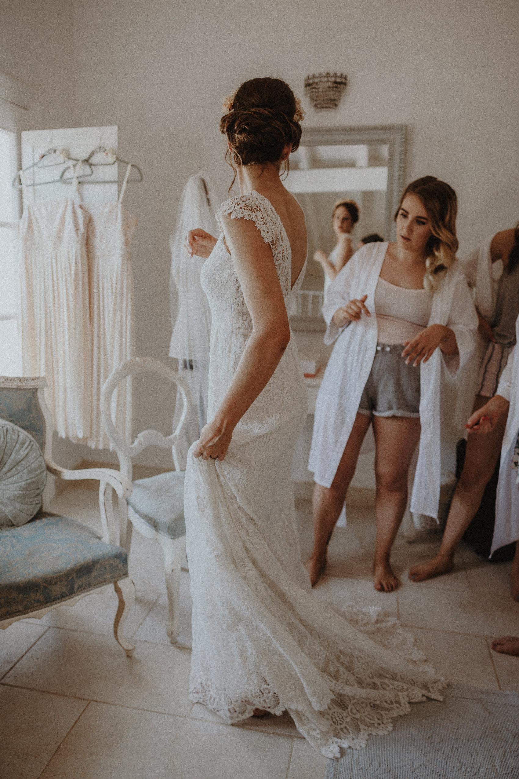 Sarah & Bill | Summer wedding at Cortijo Rosa Blanca | Marbella - Spain 46