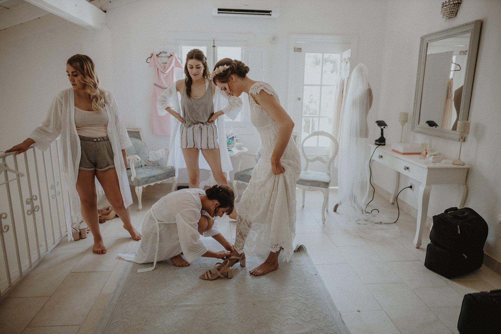 Sarah & Bill | Summer wedding at Cortijo Rosa Blanca | Marbella - Spain 48