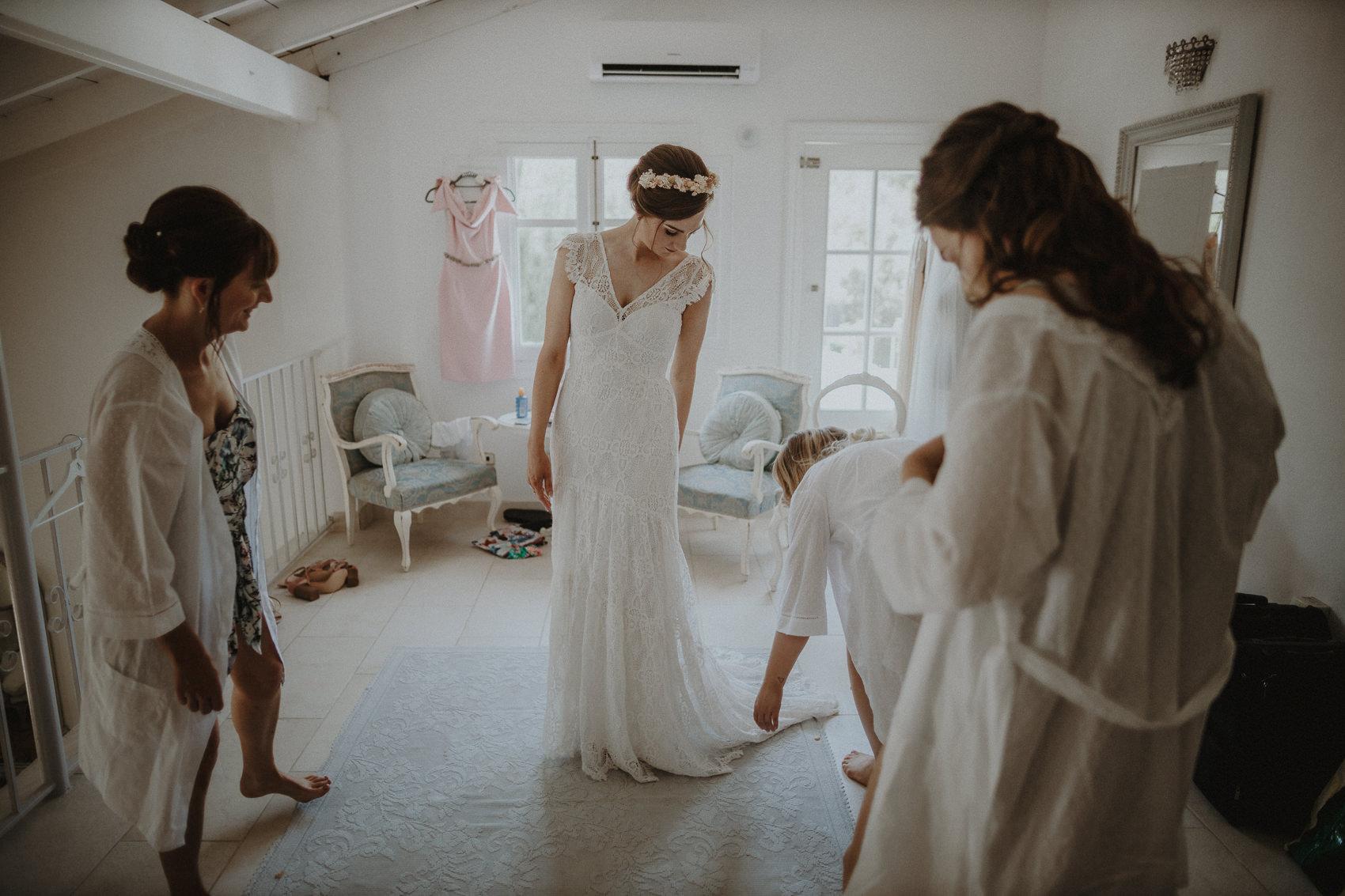 Sarah & Bill | Summer wedding at Cortijo Rosa Blanca | Marbella - Spain 50