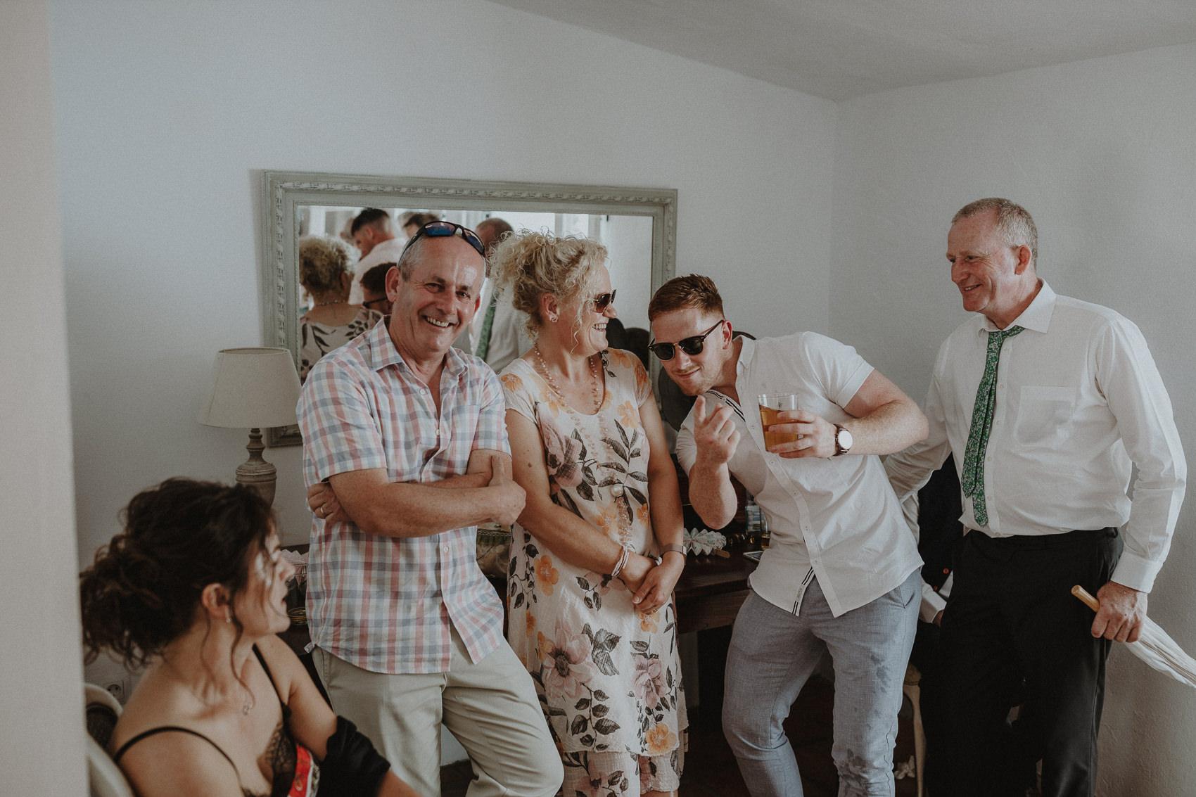 Sarah & Bill | Summer wedding at Cortijo Rosa Blanca | Marbella - Spain 58
