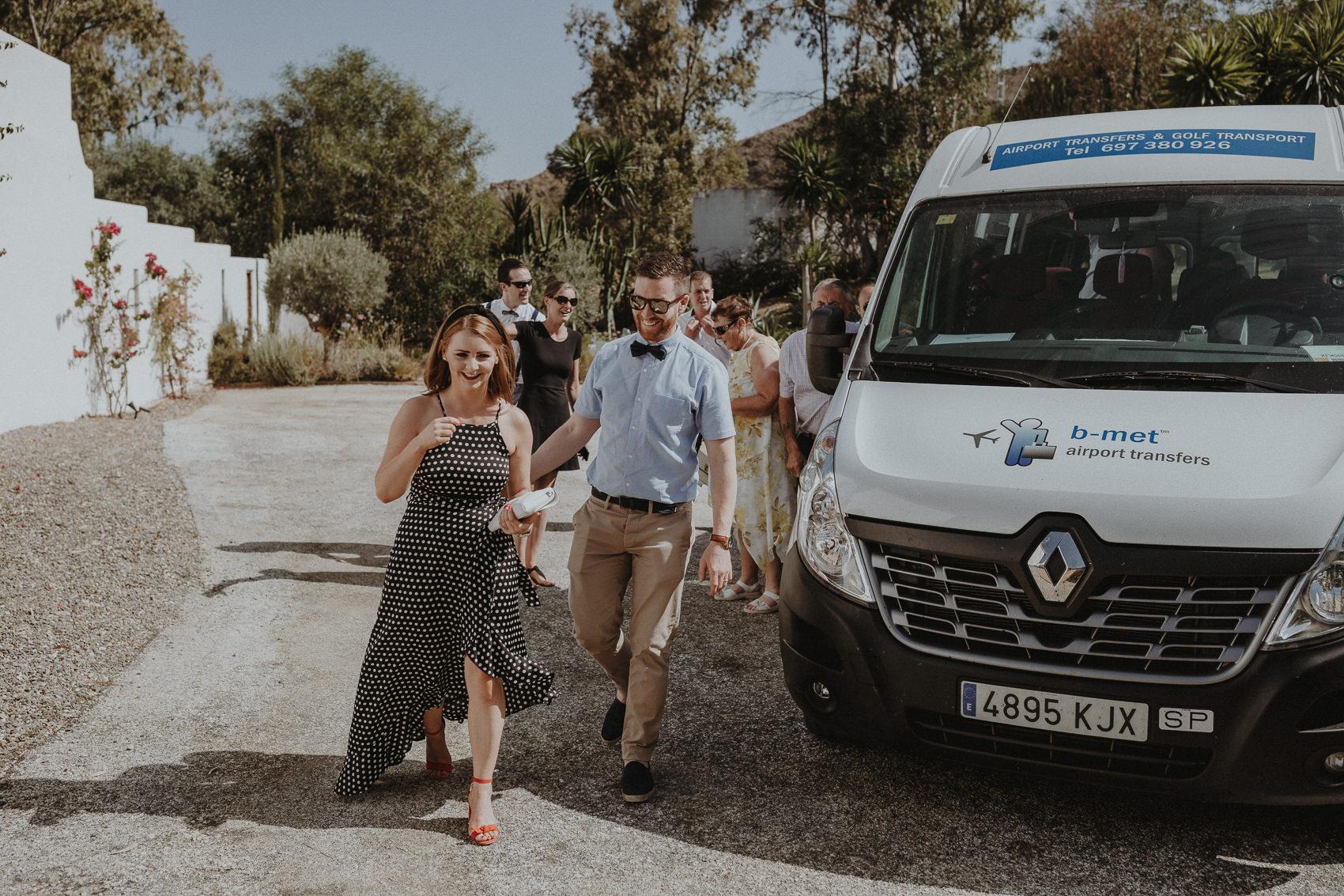 Sarah & Bill | Summer wedding at Cortijo Rosa Blanca | Marbella - Spain 59
