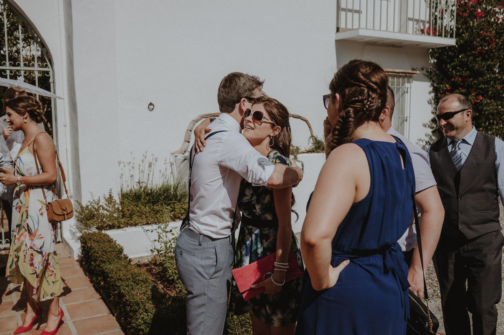 Sarah & Bill | Summer wedding at Cortijo Rosa Blanca | Marbella - Spain 60