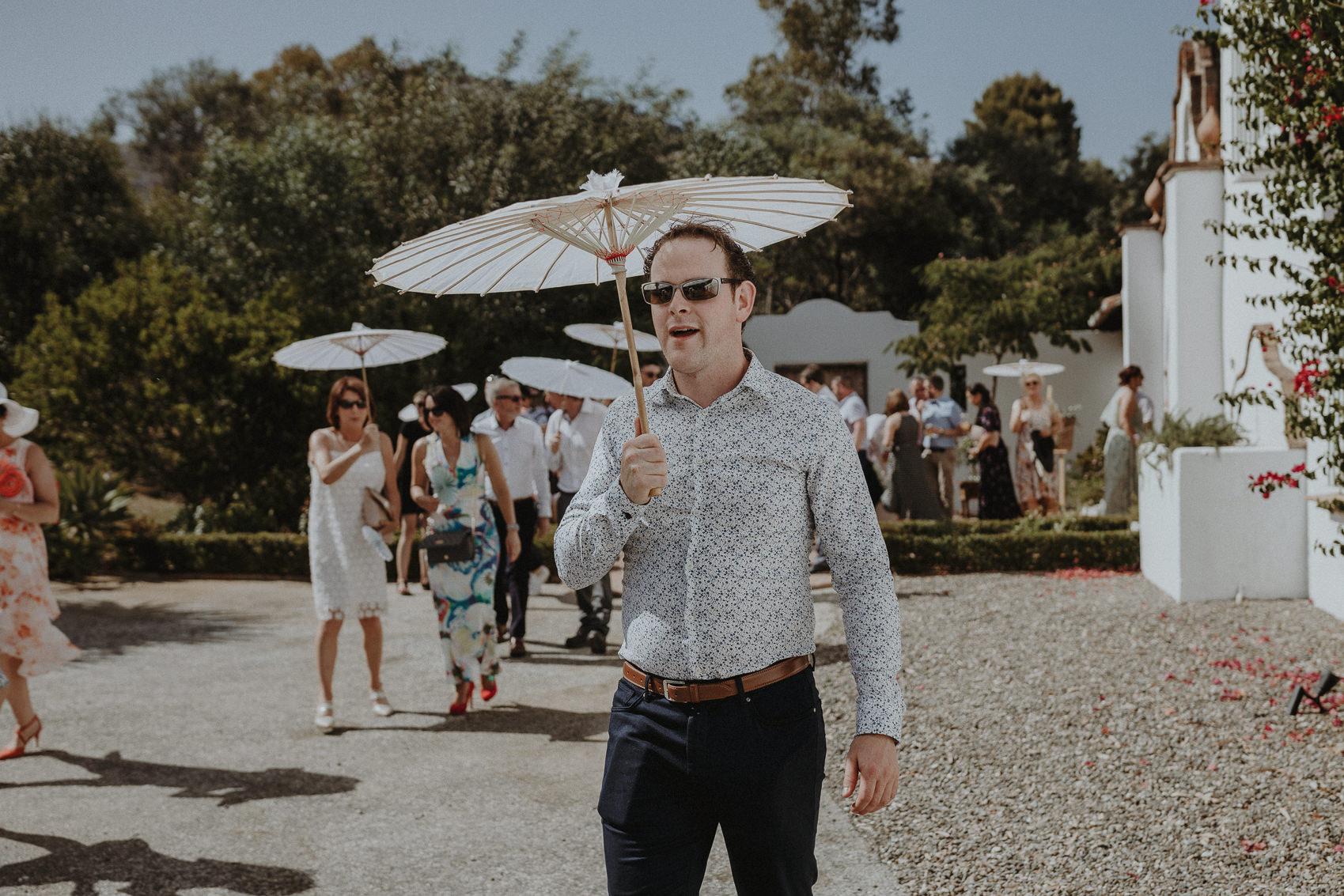 Sarah & Bill | Summer wedding at Cortijo Rosa Blanca | Marbella - Spain 61