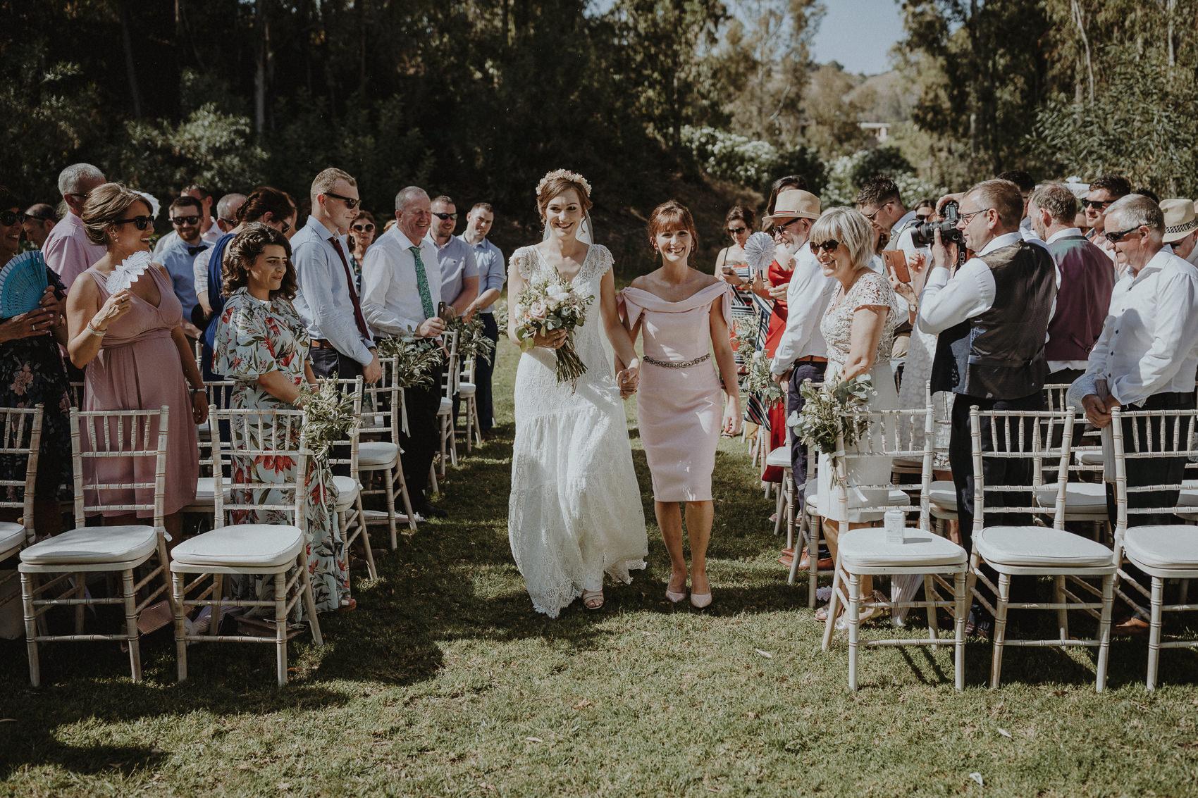 Sarah & Bill | Summer wedding at Cortijo Rosa Blanca | Marbella - Spain 70
