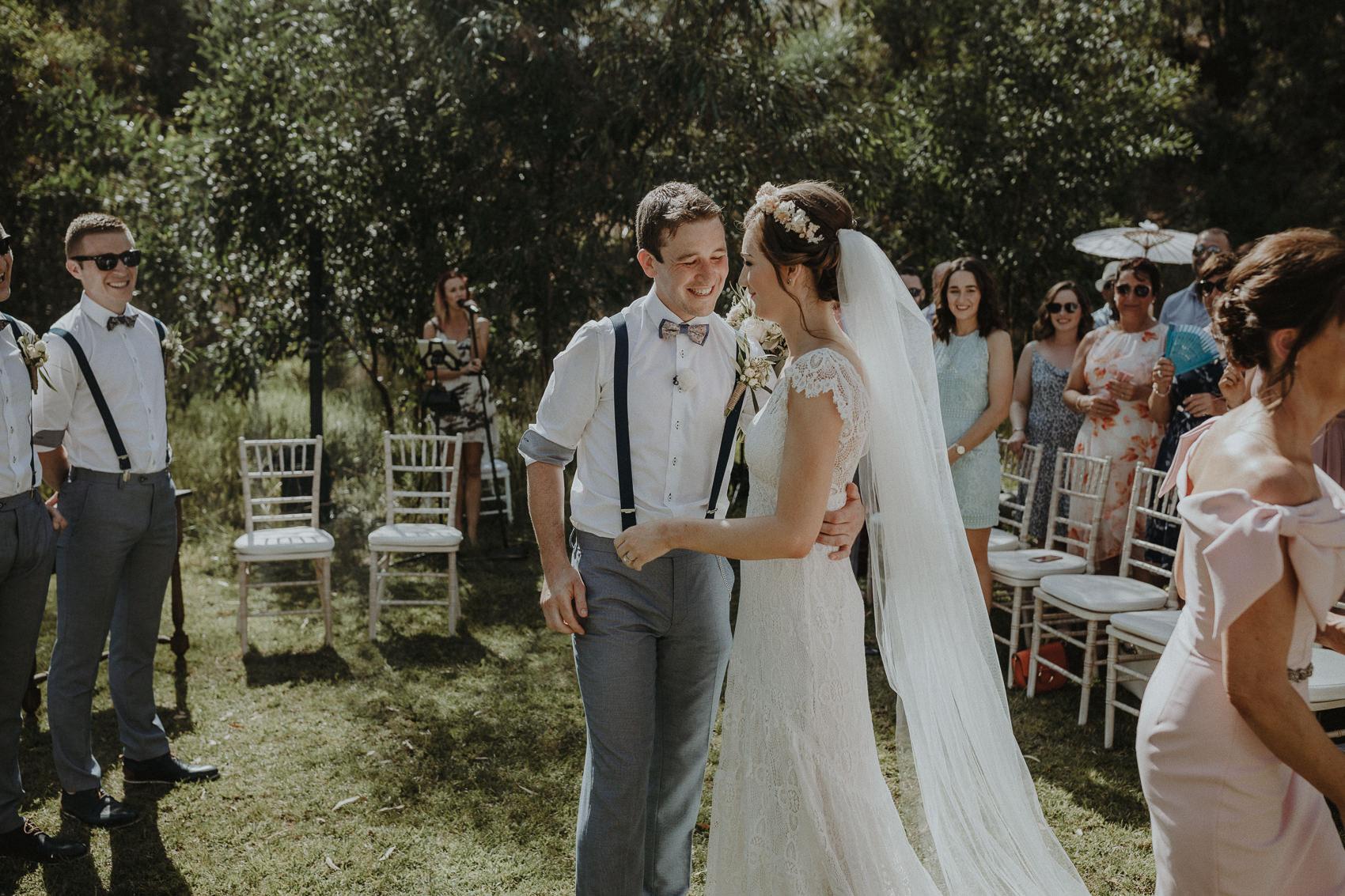 Sarah & Bill | Summer wedding at Cortijo Rosa Blanca | Marbella - Spain 71