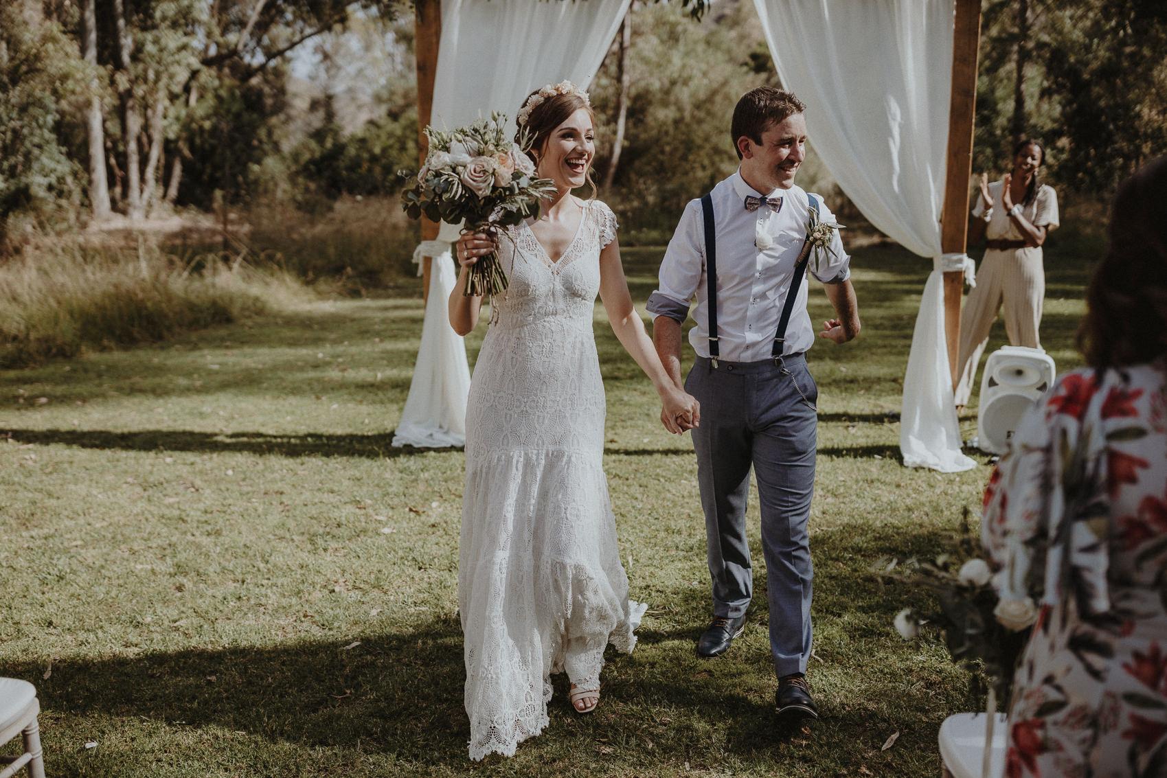 Sarah & Bill | Summer wedding at Cortijo Rosa Blanca | Marbella - Spain 85
