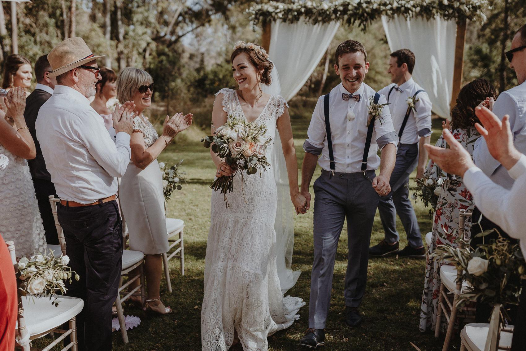 Sarah & Bill | Summer wedding at Cortijo Rosa Blanca | Marbella - Spain 86