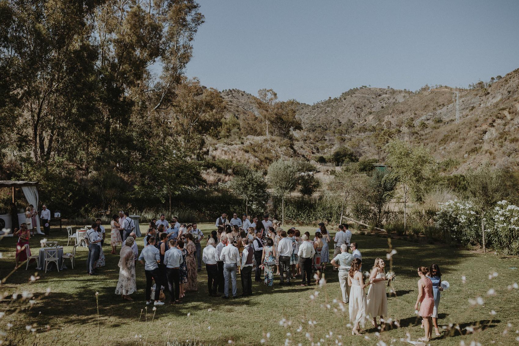 Sarah & Bill | Summer wedding at Cortijo Rosa Blanca | Marbella - Spain 89