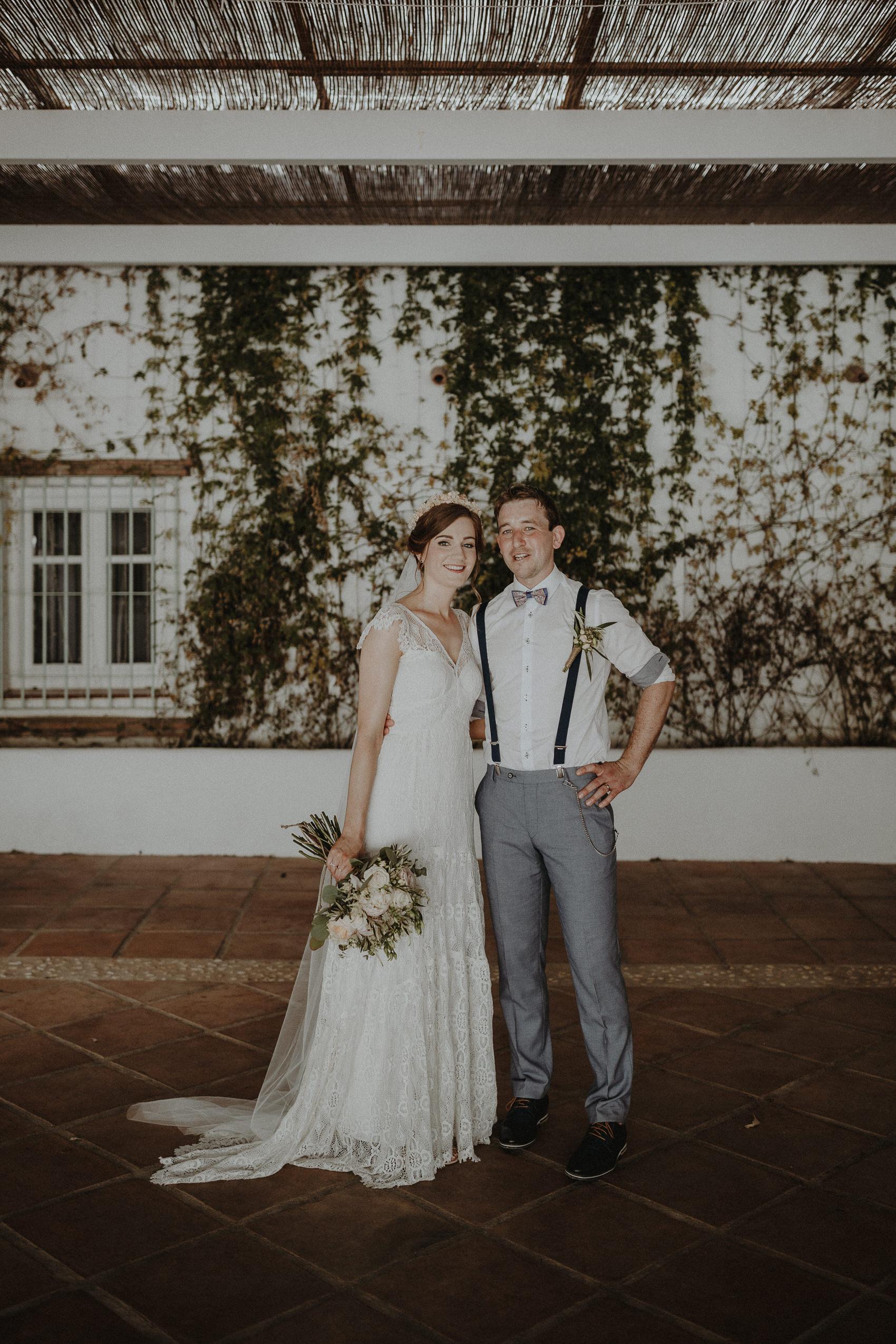 Sarah & Bill | Summer wedding at Cortijo Rosa Blanca | Marbella - Spain 97