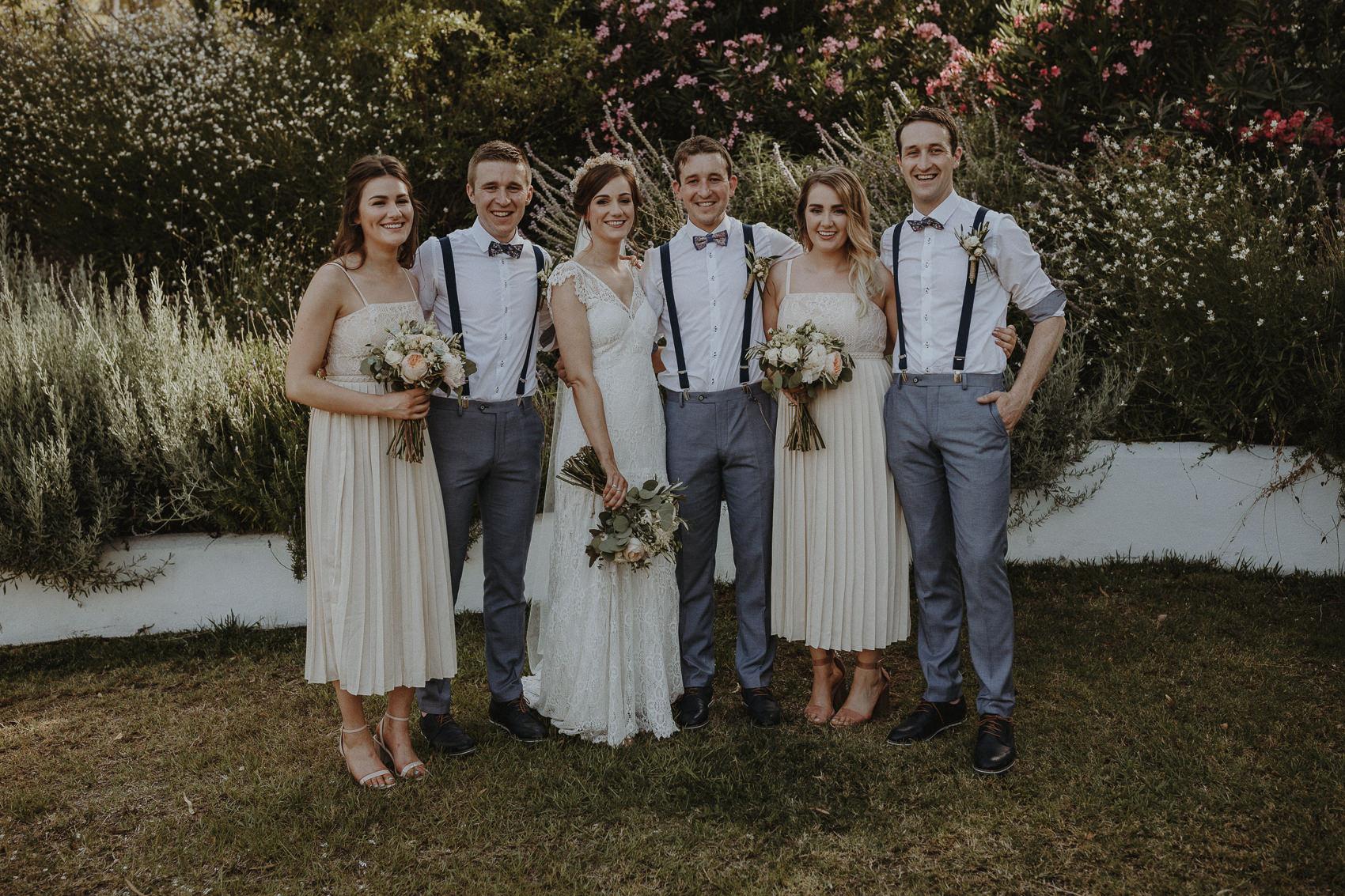 Sarah & Bill | Summer wedding at Cortijo Rosa Blanca | Marbella - Spain 101