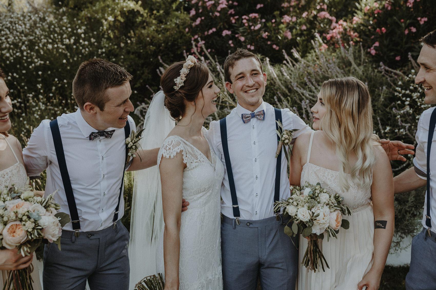 Sarah & Bill | Summer wedding at Cortijo Rosa Blanca | Marbella - Spain 102