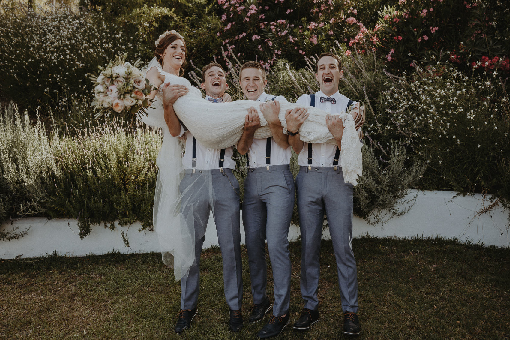 Sarah & Bill | Summer wedding at Cortijo Rosa Blanca | Marbella - Spain 104
