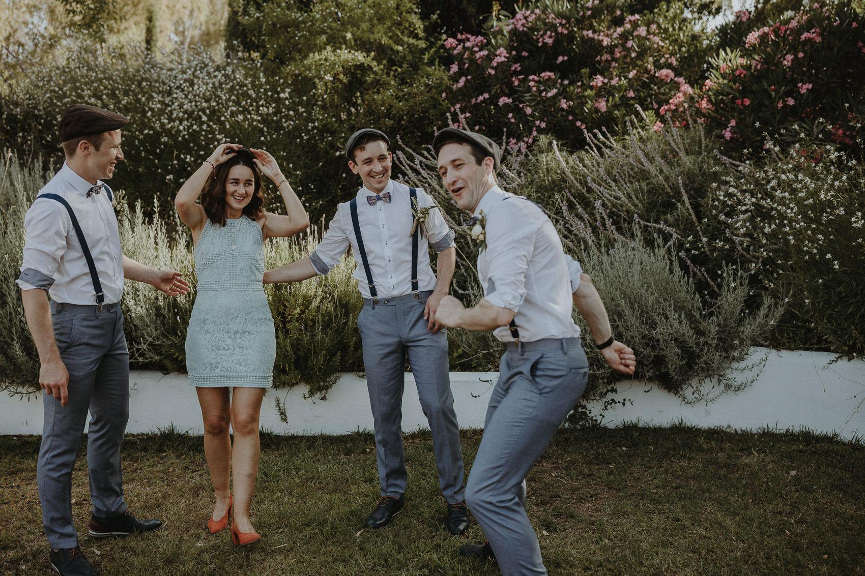 Sarah & Bill | Summer wedding at Cortijo Rosa Blanca | Marbella - Spain 106