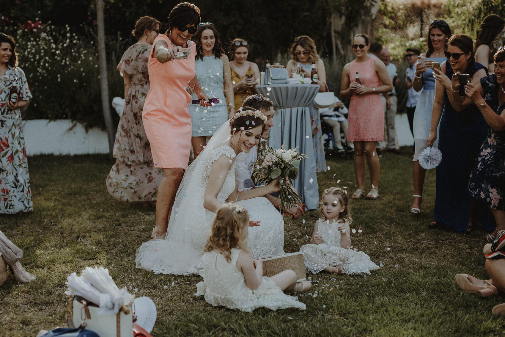 Sarah & Bill | Summer wedding at Cortijo Rosa Blanca | Marbella - Spain 98
