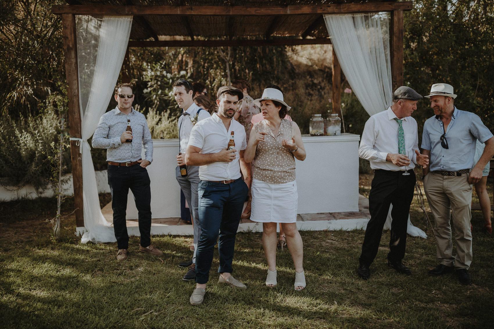 Sarah & Bill | Summer wedding at Cortijo Rosa Blanca | Marbella - Spain 112