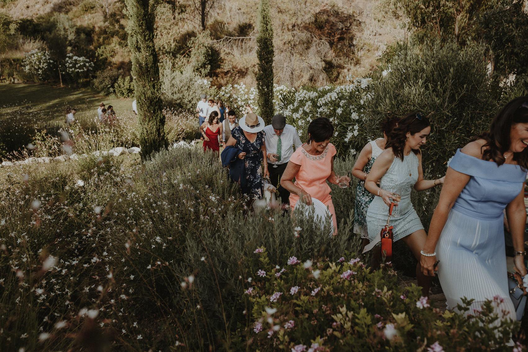 Sarah & Bill | Summer wedding at Cortijo Rosa Blanca | Marbella - Spain 117