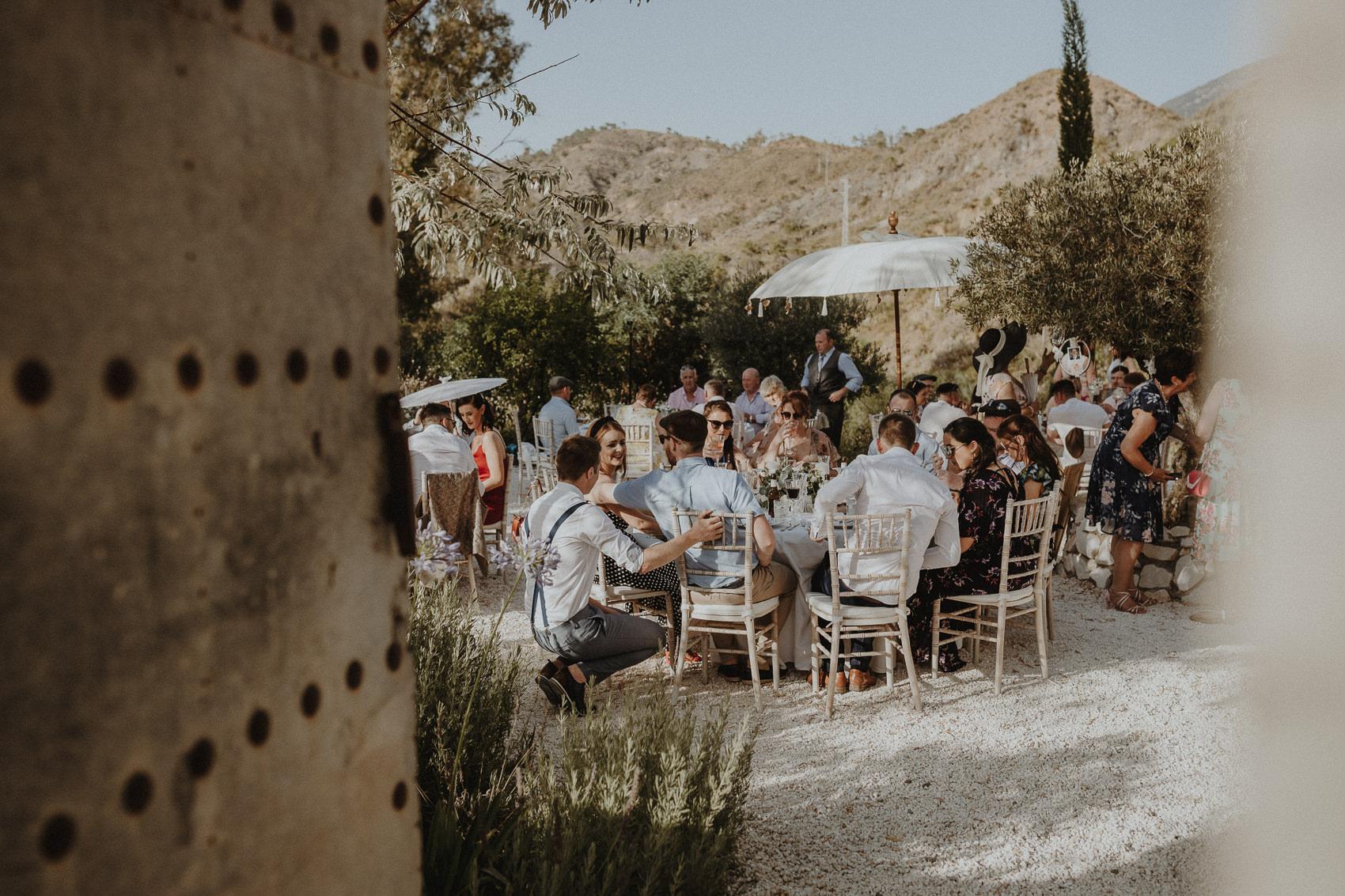 Sarah & Bill | Summer wedding at Cortijo Rosa Blanca | Marbella - Spain 119