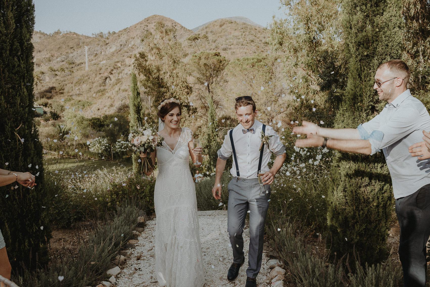 Sarah & Bill | Summer wedding at Cortijo Rosa Blanca | Marbella - Spain 121