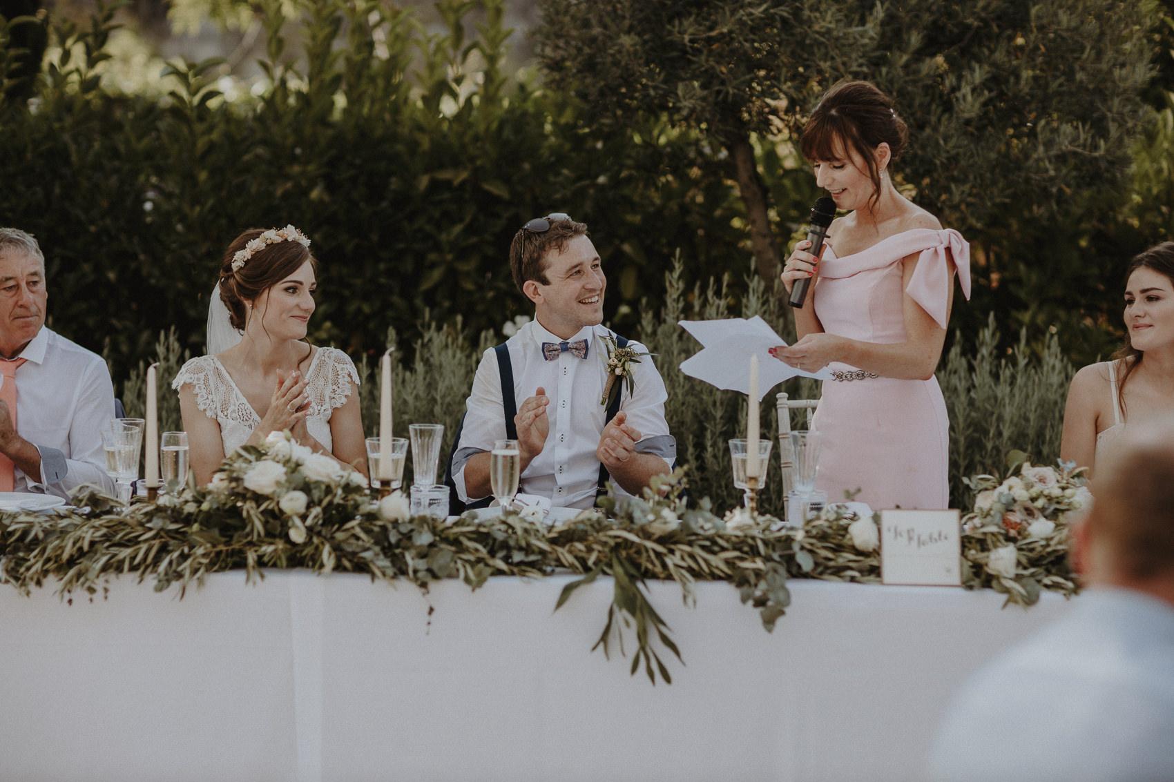 Sarah & Bill | Summer wedding at Cortijo Rosa Blanca | Marbella - Spain 122
