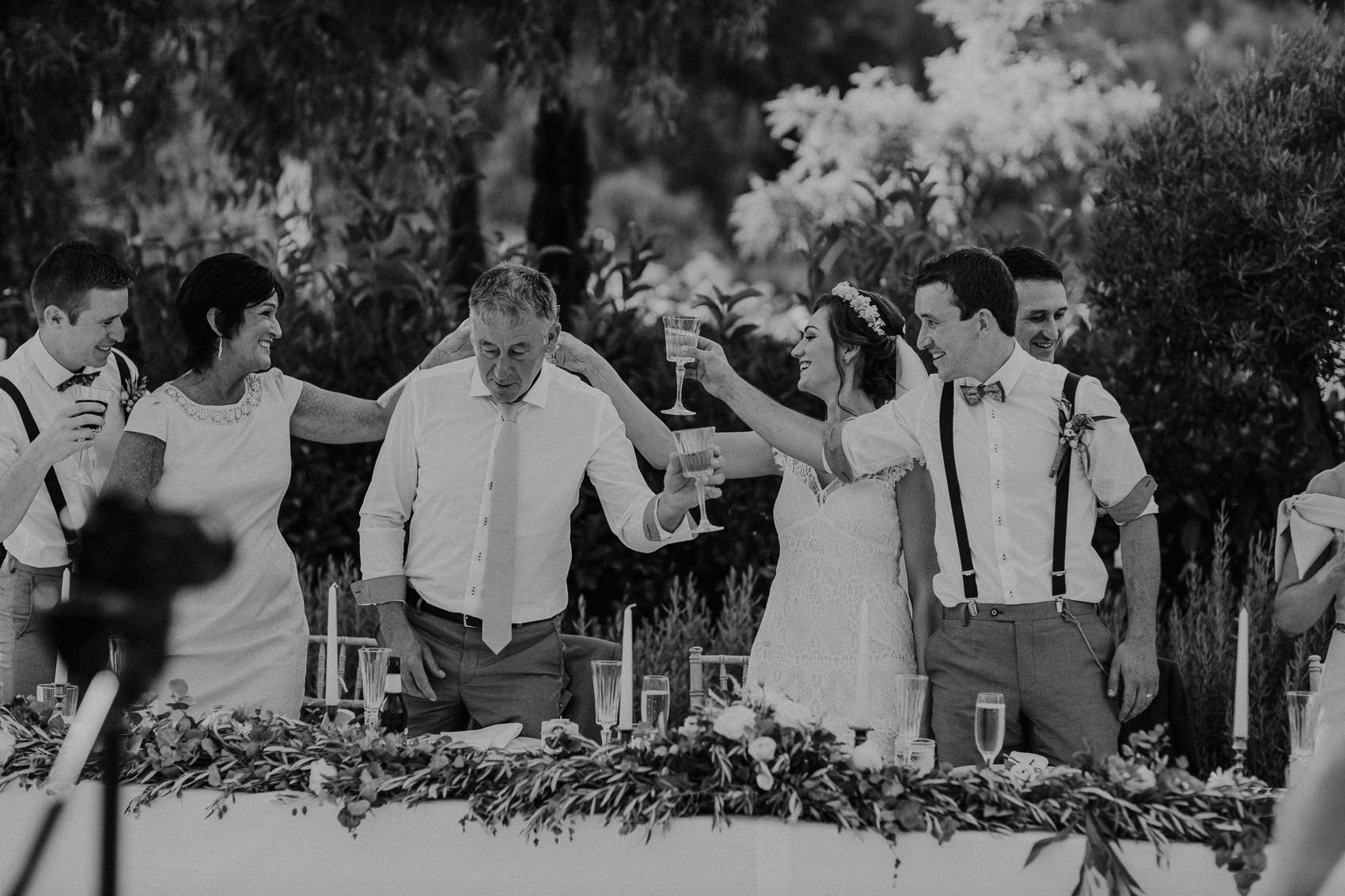 Sarah & Bill | Summer wedding at Cortijo Rosa Blanca | Marbella - Spain 123