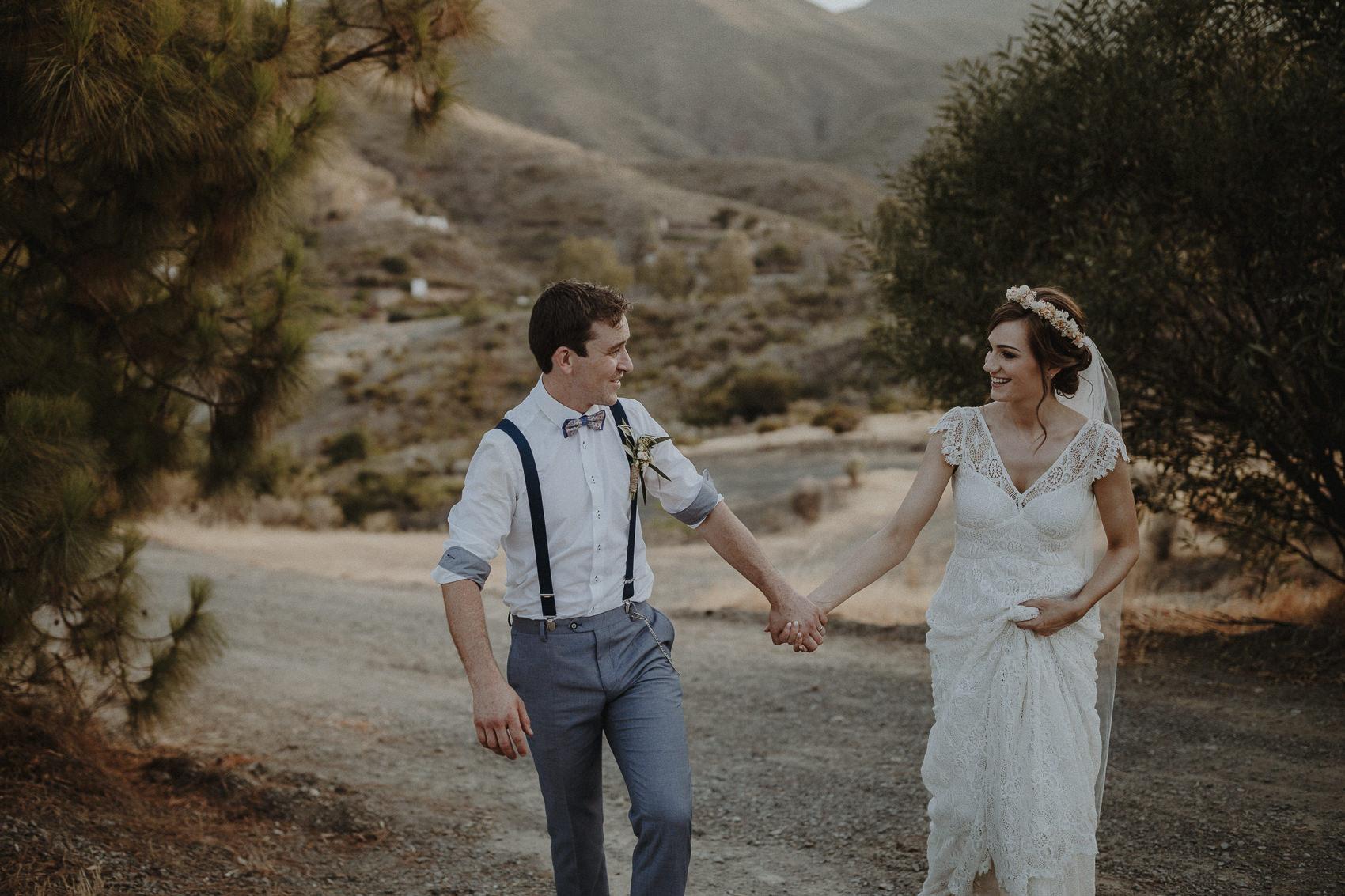 Sarah & Bill | Summer wedding at Cortijo Rosa Blanca | Marbella - Spain 140
