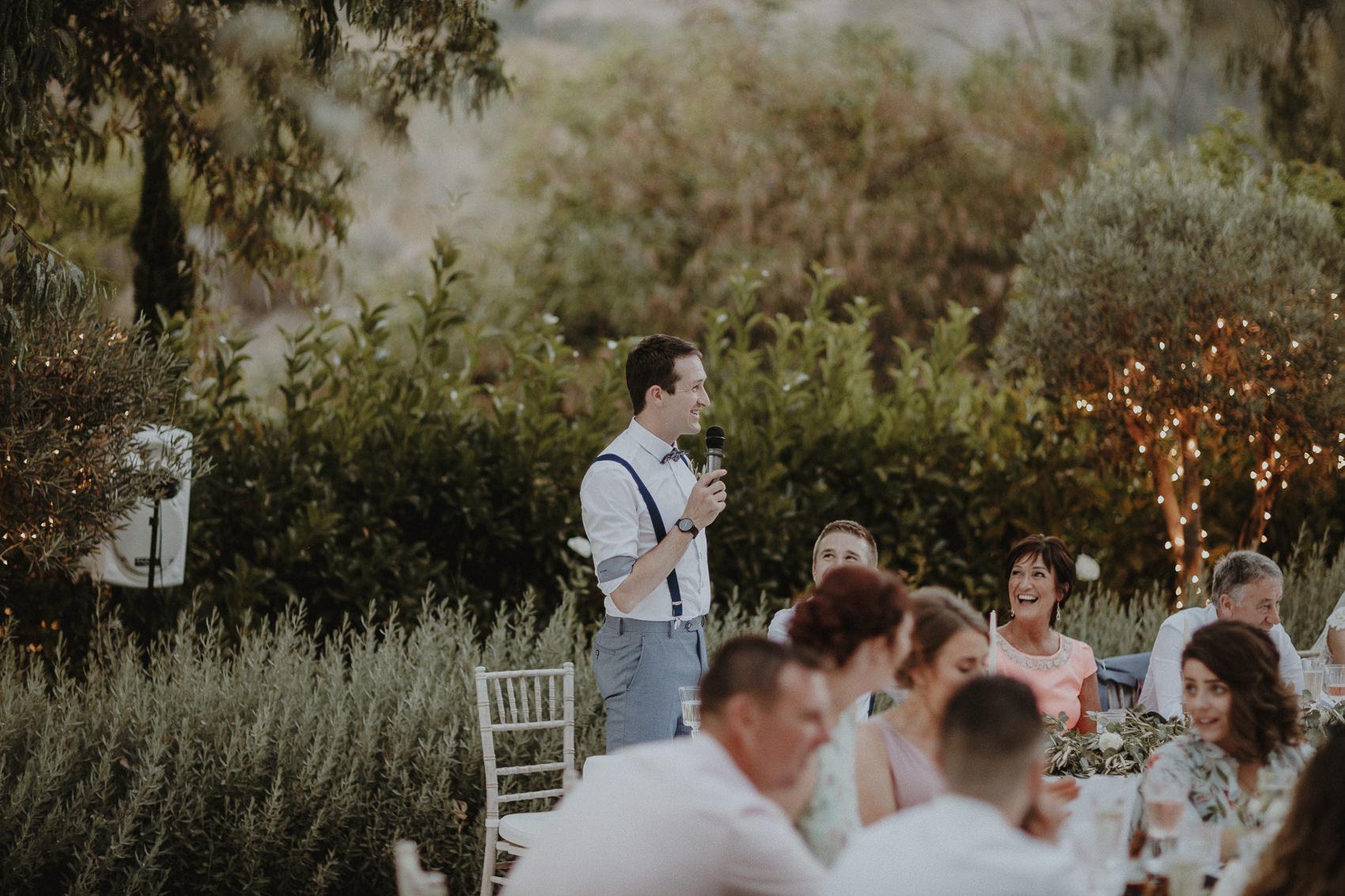 Sarah & Bill | Summer wedding at Cortijo Rosa Blanca | Marbella - Spain 146