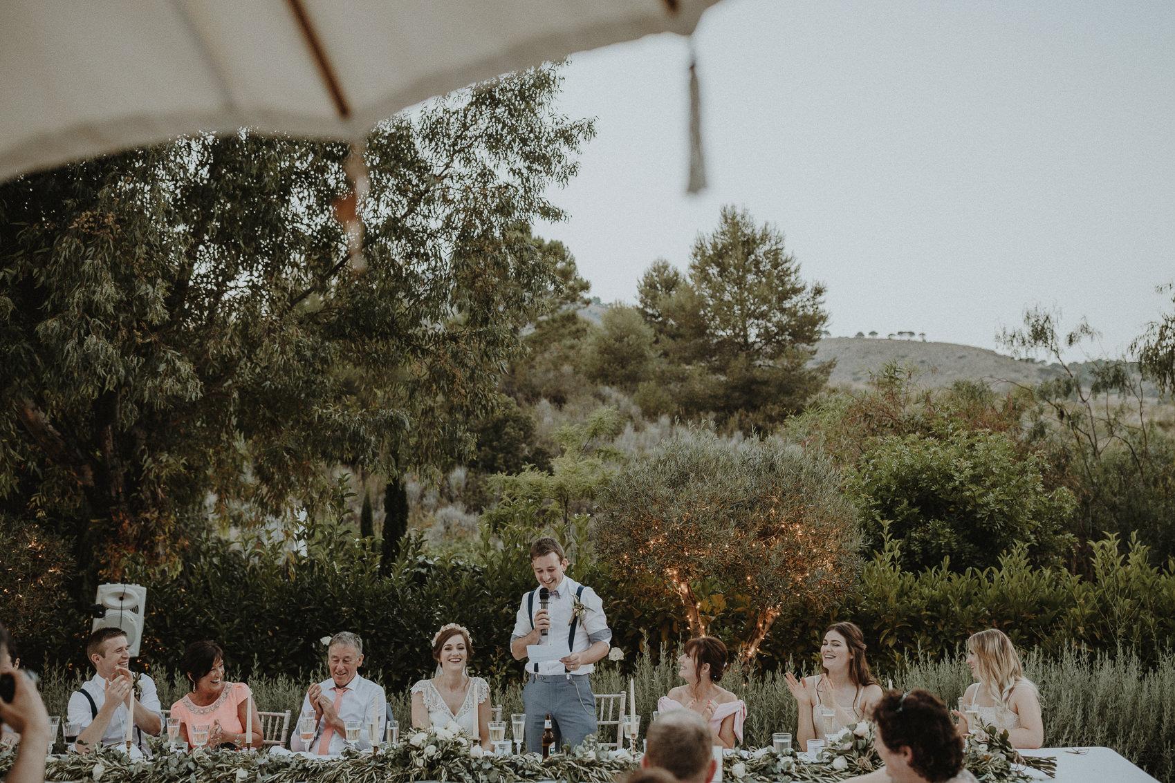 Sarah & Bill | Summer wedding at Cortijo Rosa Blanca | Marbella - Spain 148