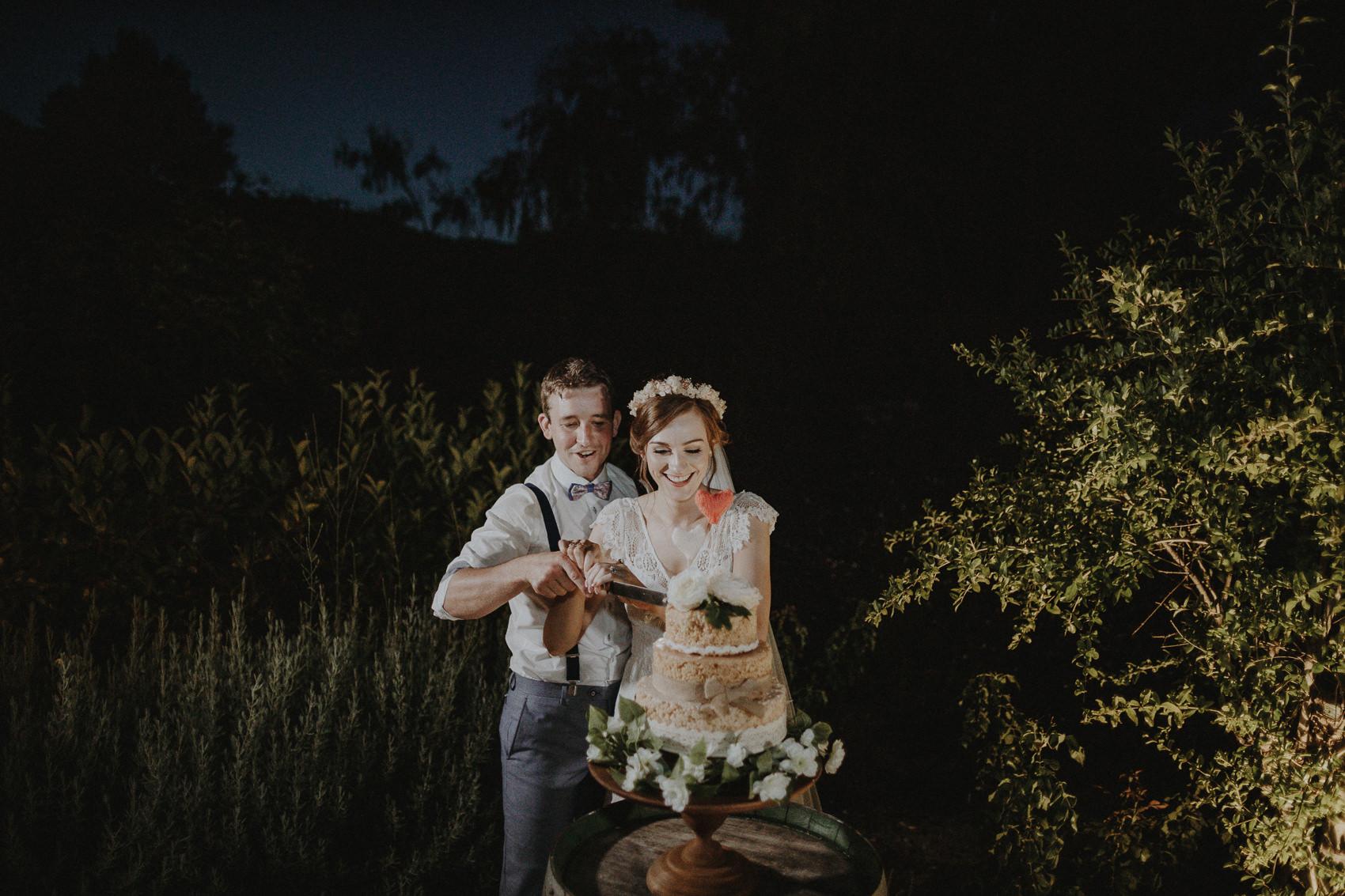 Sarah & Bill | Summer wedding at Cortijo Rosa Blanca | Marbella - Spain 152