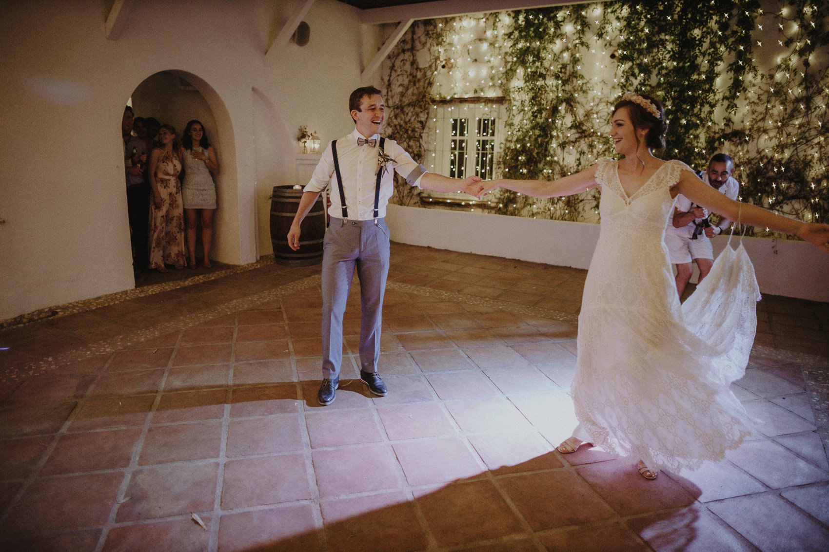 Sarah & Bill | Summer wedding at Cortijo Rosa Blanca | Marbella - Spain 157