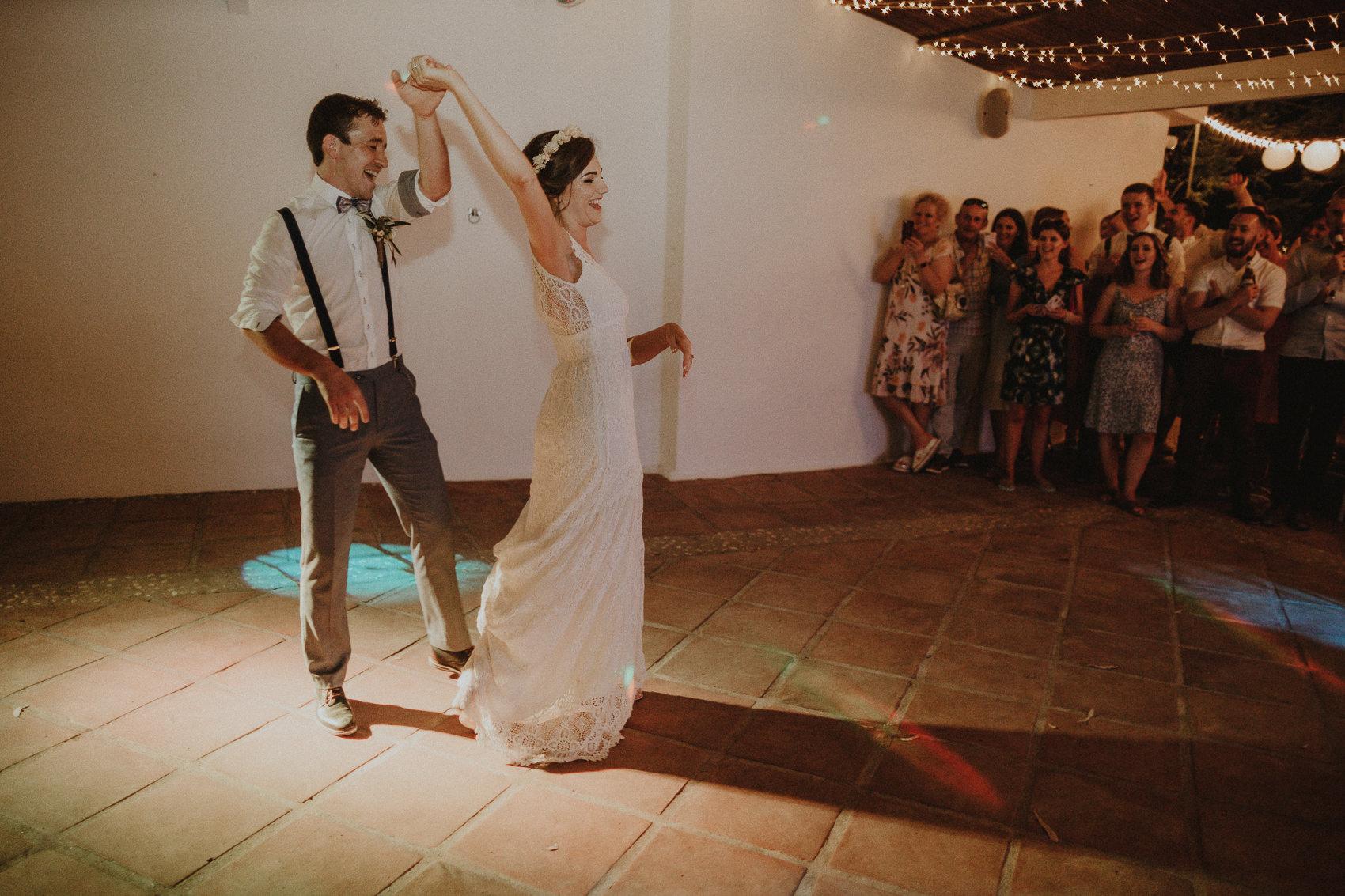 Sarah & Bill | Summer wedding at Cortijo Rosa Blanca | Marbella - Spain 159