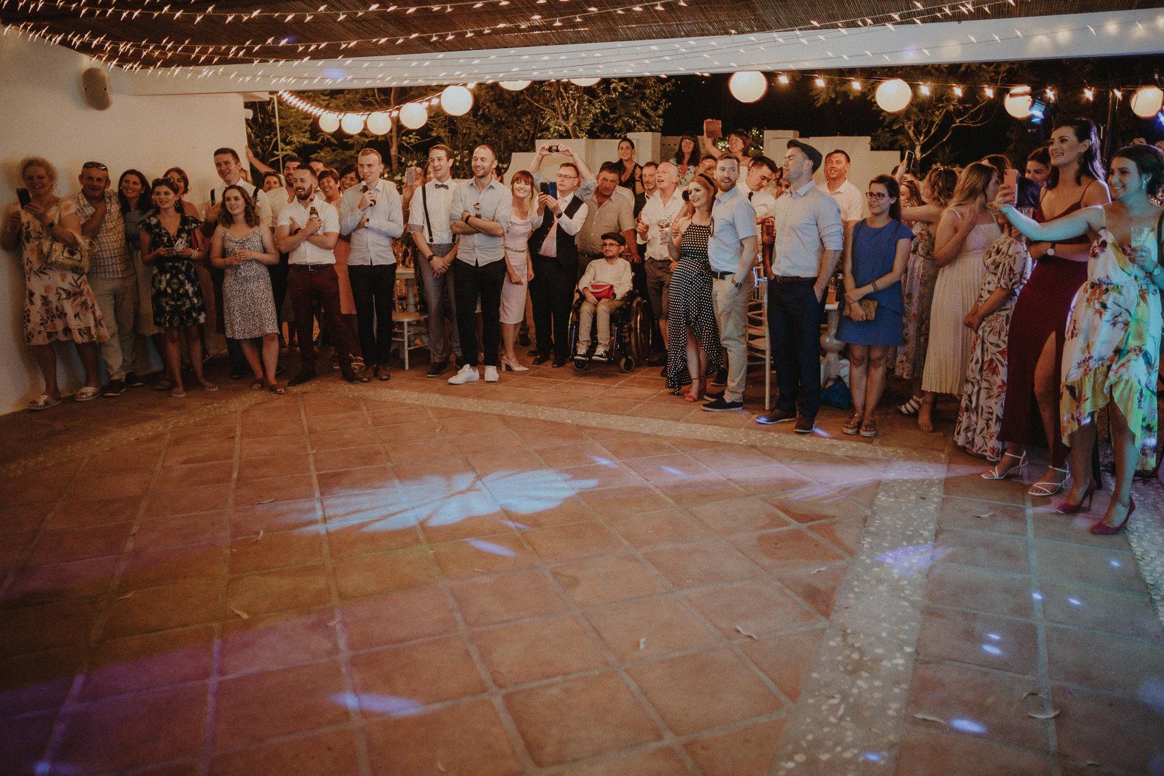 Sarah & Bill | Summer wedding at Cortijo Rosa Blanca | Marbella - Spain 160