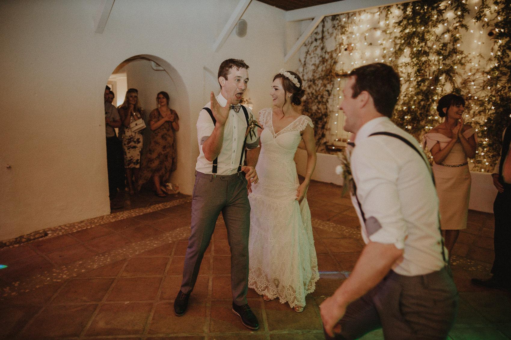 Sarah & Bill | Summer wedding at Cortijo Rosa Blanca | Marbella - Spain 163