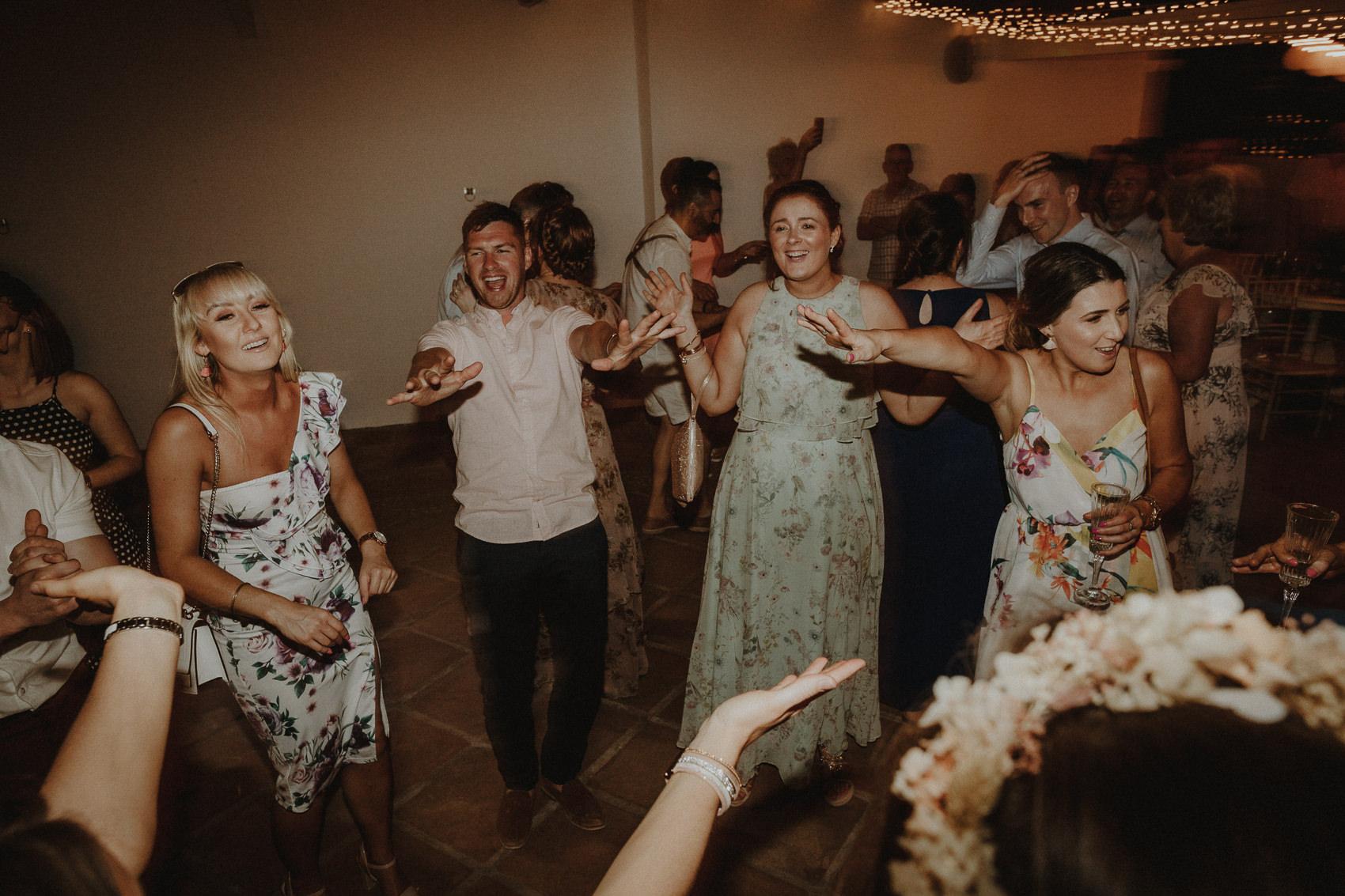 Sarah & Bill | Summer wedding at Cortijo Rosa Blanca | Marbella - Spain 164