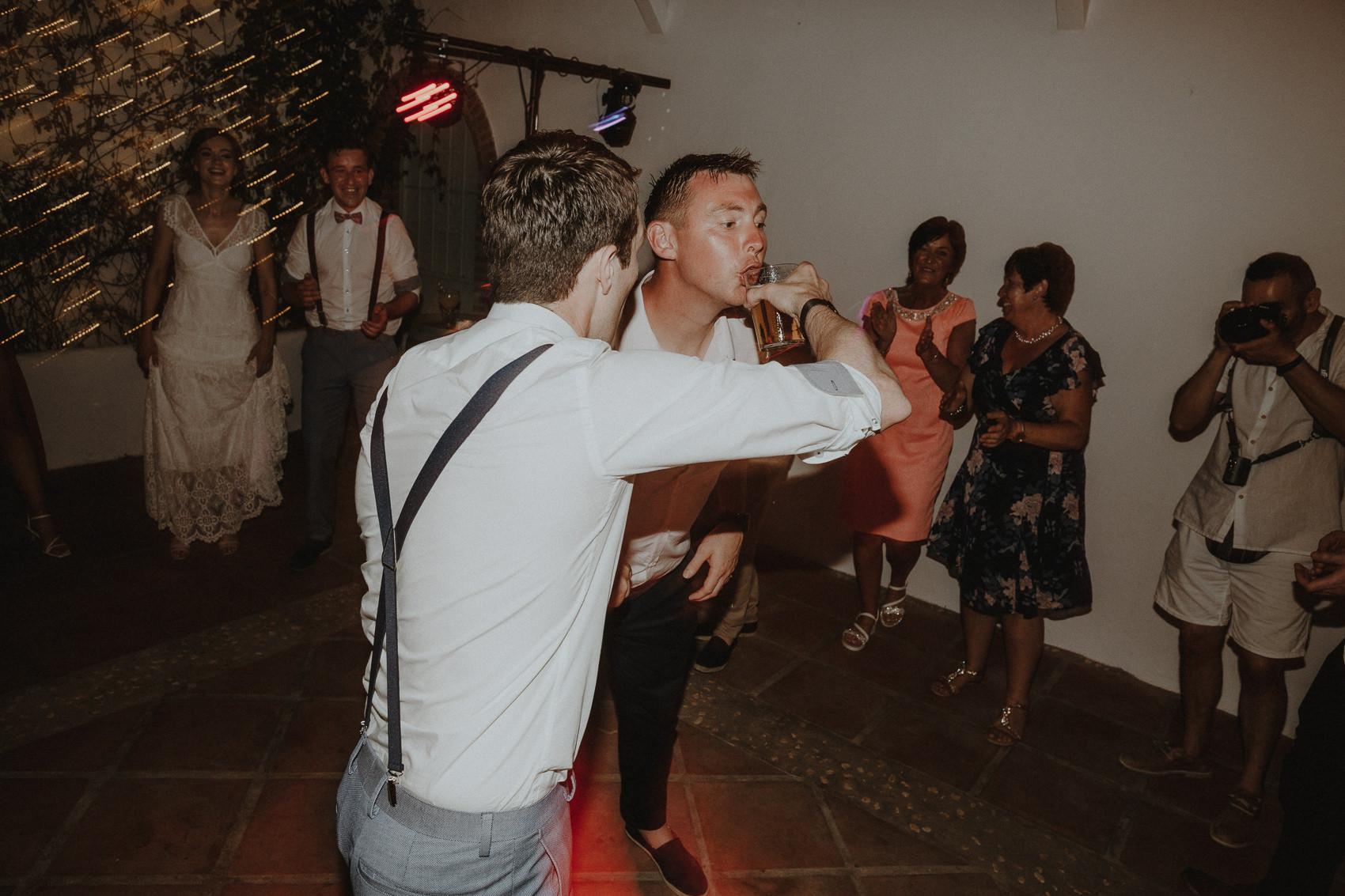 Sarah & Bill | Summer wedding at Cortijo Rosa Blanca | Marbella - Spain 179