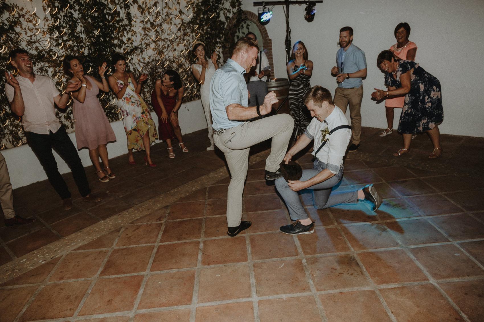Sarah & Bill | Summer wedding at Cortijo Rosa Blanca | Marbella - Spain 180